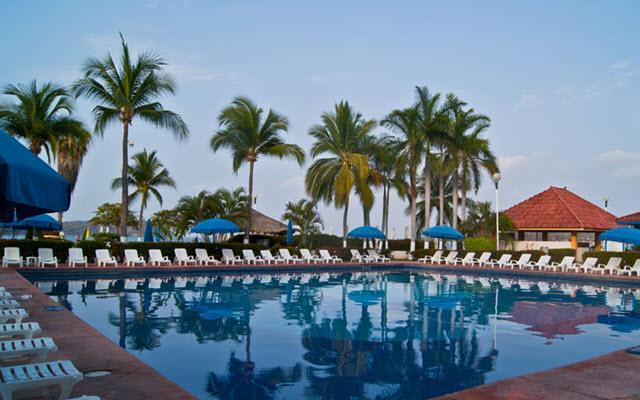 Hotel Qualton Club Ixtapa, ambientes únicos