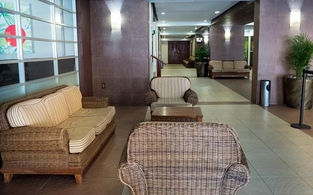 Amarea Hotel Acapulco, agradable ambiente