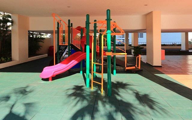 Amarea Hotel Acapulco, los pequeños también pueden divertirse