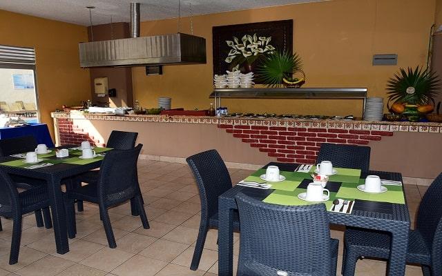 Amarea Hotel Acapulco, buen servicio