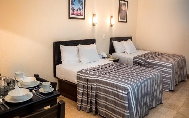 Amarea Hotel Acapulco, habitaciones con todas las amenidades