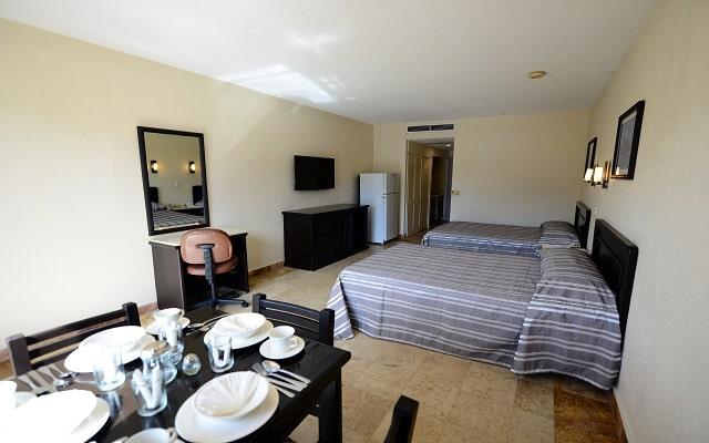 Amarea Hotel Acapulco, espacios diseñados para tu confort