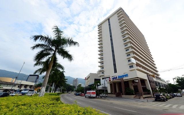 Amarea Hotel Acapulco en Zona Dorada
