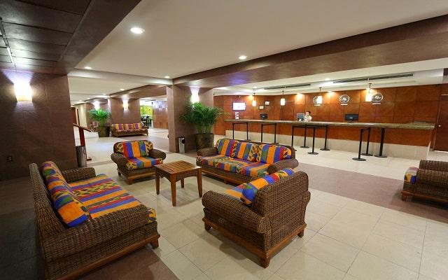 Amarea Hotel Acapulco, cómodas instalaciones
