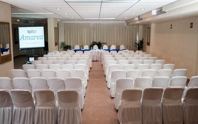 Amarea Hotel Acapulco, salón de eventos