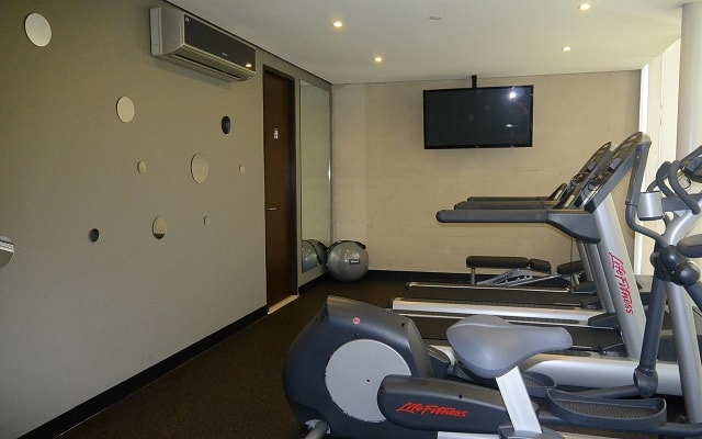 AR 218 Hotel, gimnasio