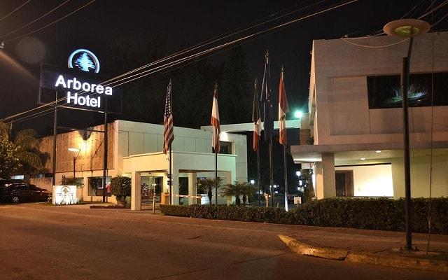 Arbórea Hotel en Guadalajara Ciudad
