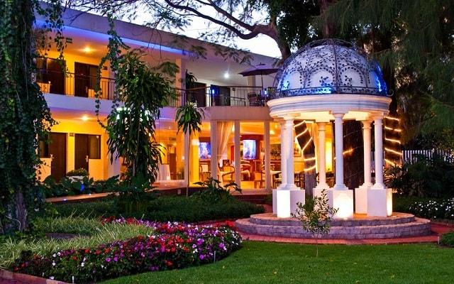 Arbórea Hotel, escenarios fascinantes