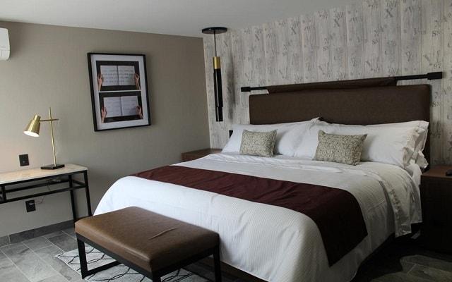 Arbórea Hotel, ambientes únicos
