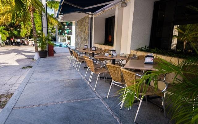 Aspira Hotel & Beach Club, agradables ambientes