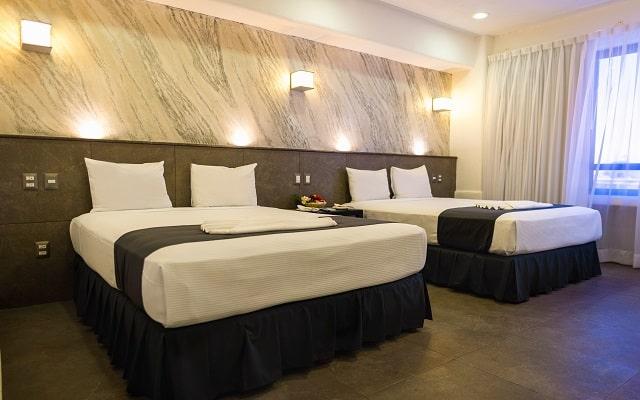 Aspira Hotel & Beach Club, espacios pensados para tu confort