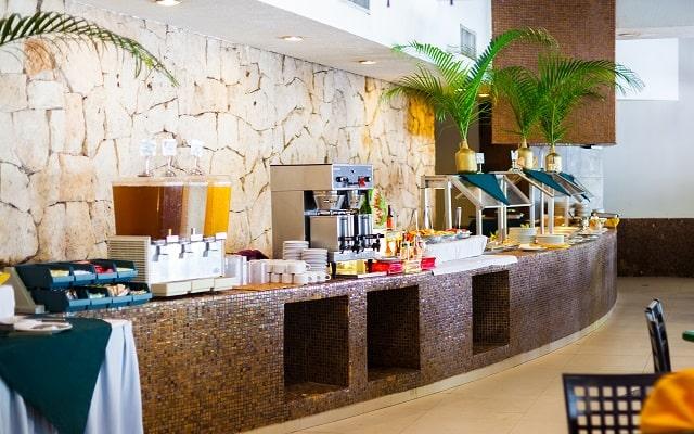 Aspira Hotel & Beach Club, buena propuesta gastronómica
