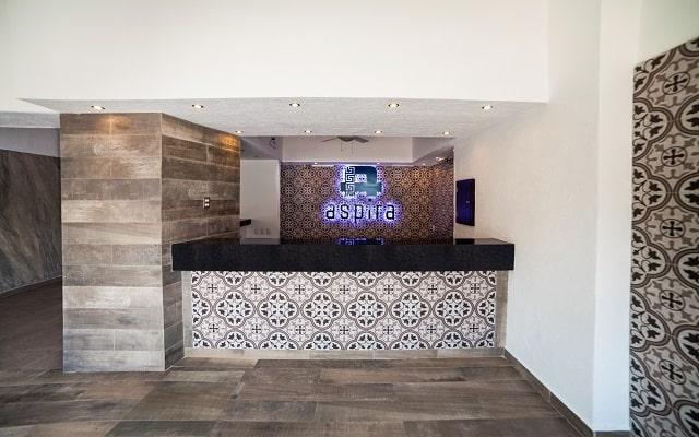 Aspira Hotel & Beach Club, atención personalizada desde el inicio de tu estancia