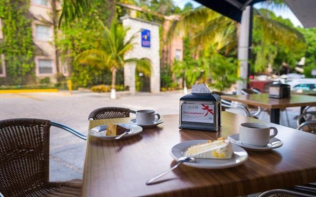 Aspira Hotel & Beach Club, confort en cada sitio