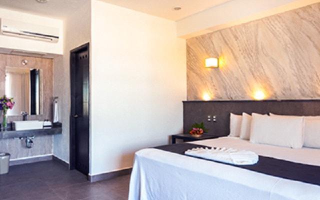 Aspira Hotel & Beach Club, posee cómodas habitaciones familiares de dos recámaras
