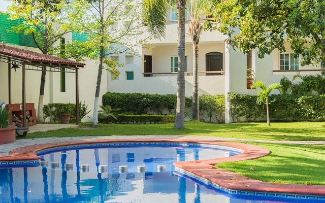 Áurea Hotel and Suites, disfruta de su alberca climatizada