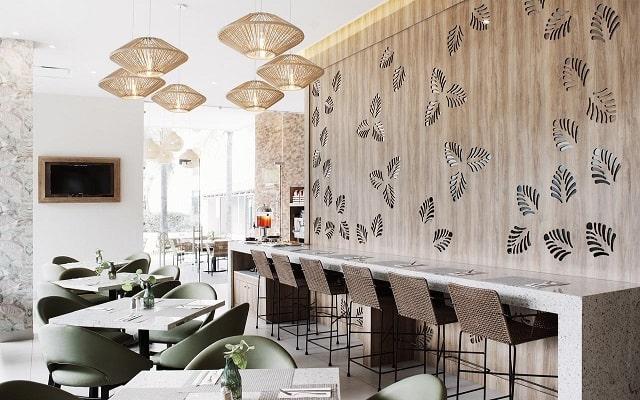 Áurea Hotel and Suites, buena propuesta gastronómica