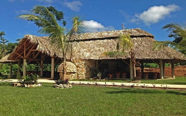 Localizado a pocos minutos de Palenque
