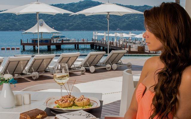 El Restaurante B Wet B Fun te invita a probar sus platillos a base de pescados y mariscos