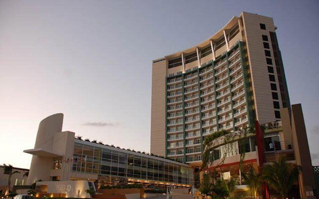 Krystal Urban Cancún Malecón ideal para tu viaje de negocios.