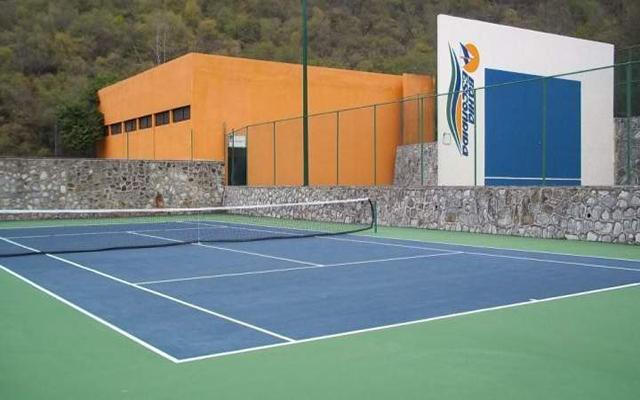 Bahia Escondida Hotel Convention Center and Resort, cancha de tenis
