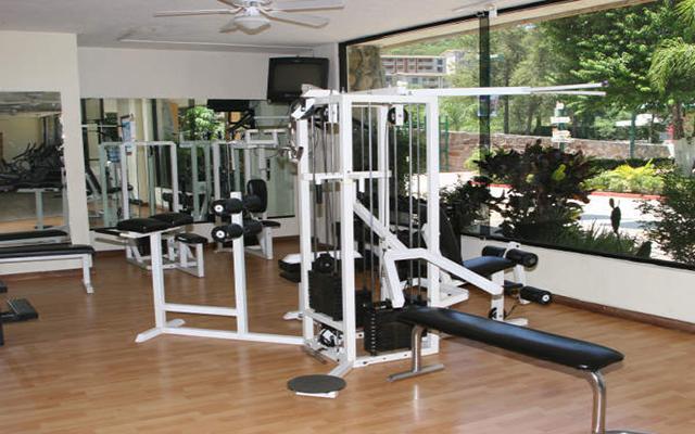 Bahia Escondida Hotel Convention Center and Resort, gimnasio para uso exclusivo