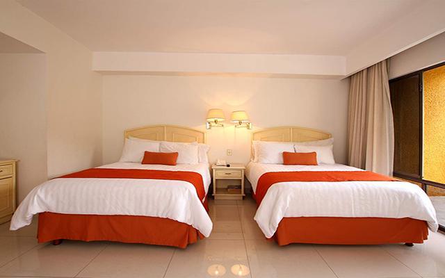 Bahia Escondida Hotel Convention Center and Resort, habitaciones cómodas y acogedoras