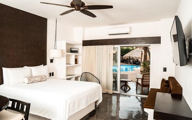 Bahía Hotel & Beach House, habitaciones bien equipadas