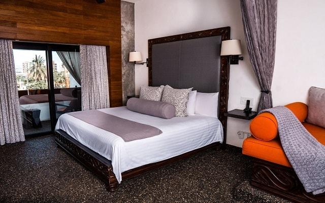 Bahía Hotel & Beach House, lujo y confort