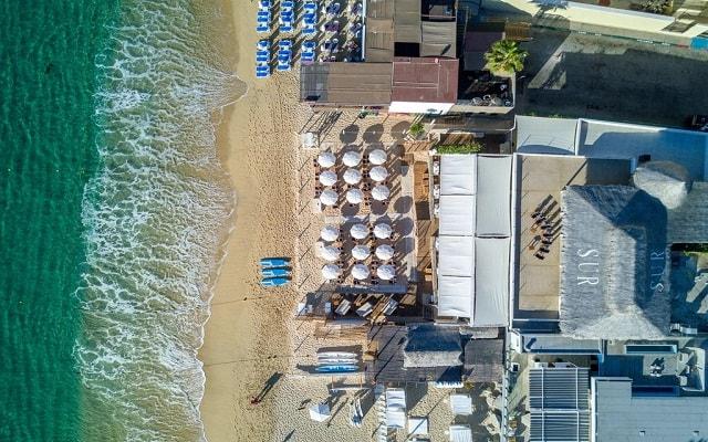 Bahía Hotel & Beach House, buena ubicación