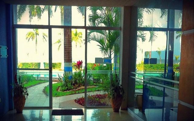 Recepción hotel Baluartes