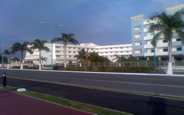 Vista del hotel Baluartes