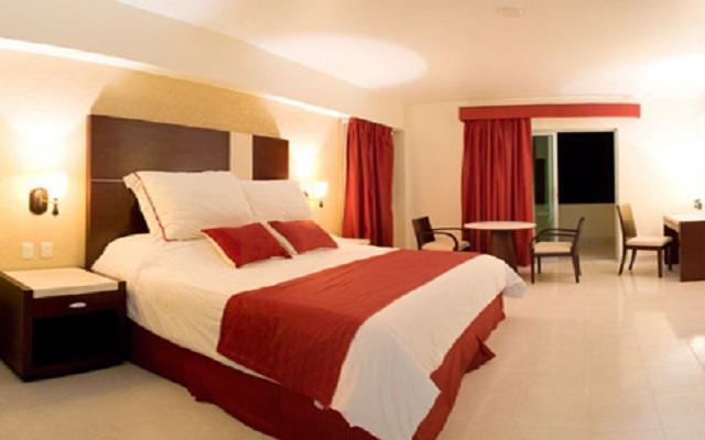 Habitación Junior Suite hotel Baluartes