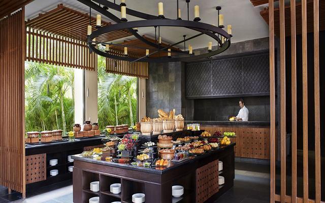 Banyan Tree Mayakoba, escenario ideal para disfrutar de los alimentos