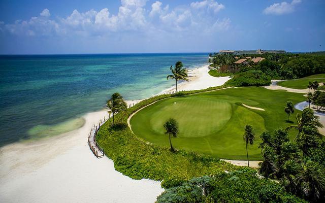 Banyan Tree Mayakoba, campo de golf