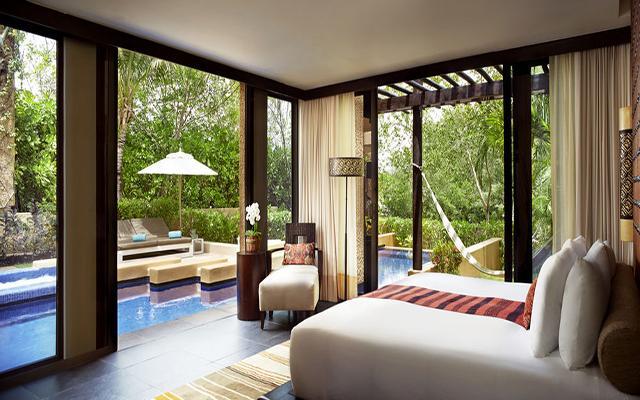 Banyan Tree Mayakoba, espacios agradables para tu descanso