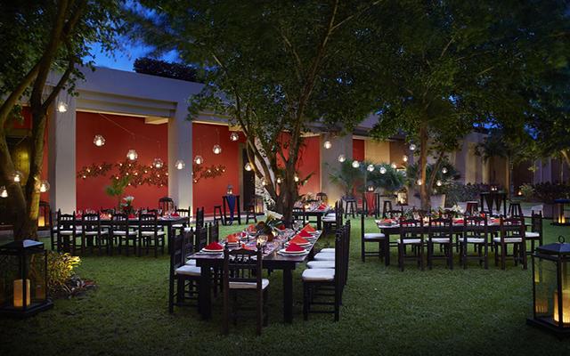Banyan Tree Mayakoba, salón para eventos