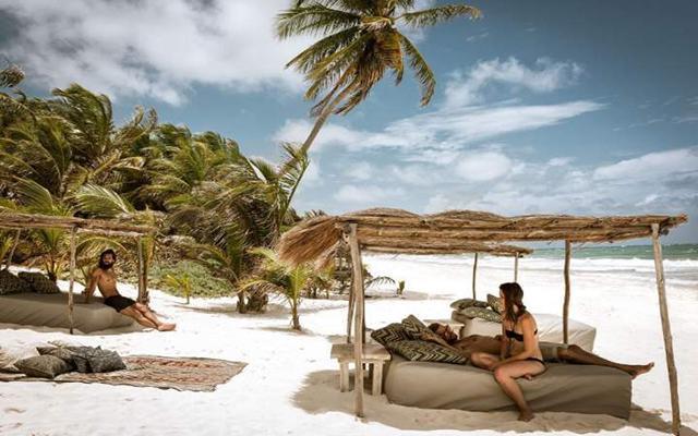 Be Tulum Beach & Spa Resort, hotel boutique de playa solo para adultos