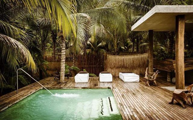 Be Tulum Beach & Spa Resort, permite que te consientan en el spa