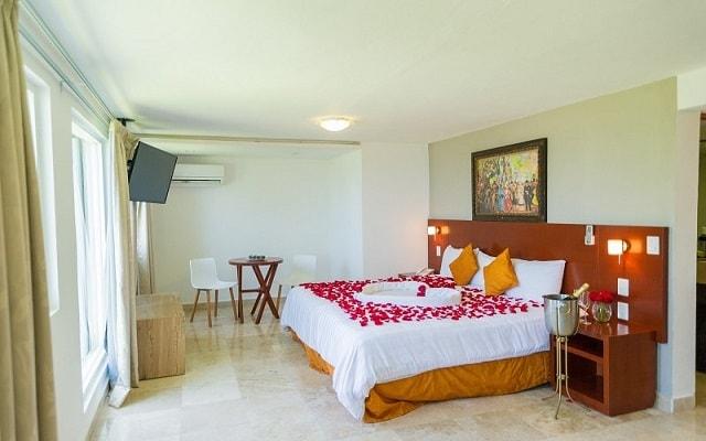 Beach House Dos Playas by Faranda Hotels, espacios diseñados para tu descanso