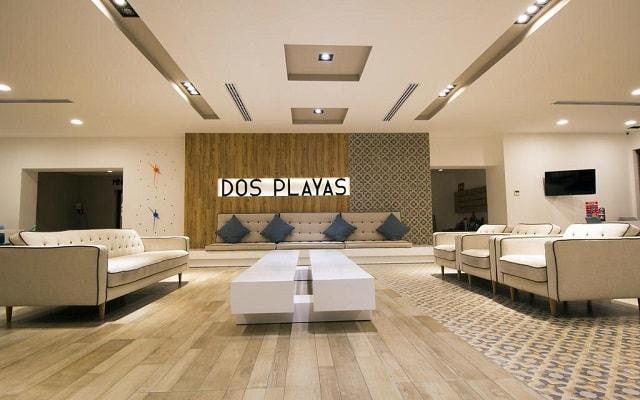Beach House Dos Playas by Faranda Hotels, atención personalizada desde el inicio de tu estancia