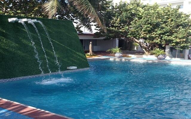 Beach House Maya Caribe by Faranda Hotels, disfruta su alberca al aire libre