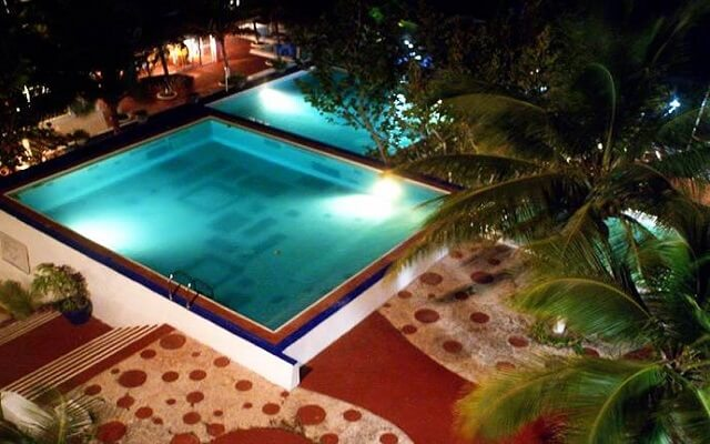 Beach House Maya Caribe by Faranda Hotels, hermosa vista nocturna