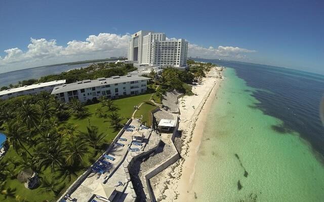 Beach House Maya Caribe by Faranda Hotels, vista aérea