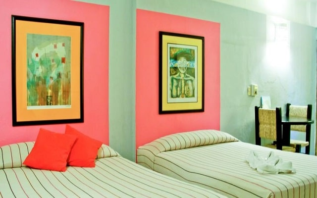 Belmar Hotel Galería, luminosas habitaciones