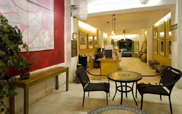 Belmar Hotel Galería, lobby