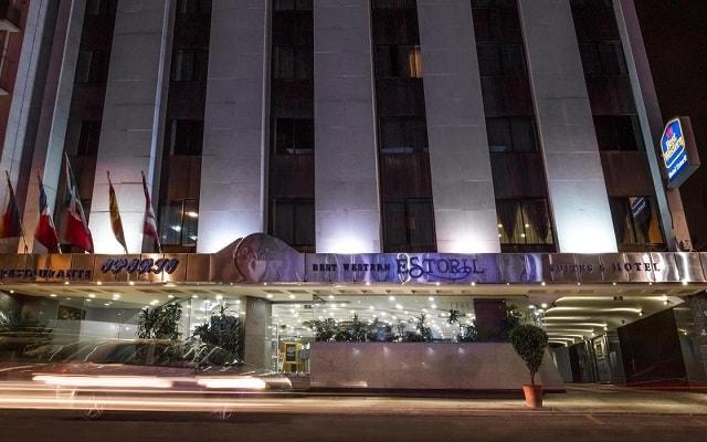 Hotel Best Western Estoril en Zócalo / Centro Histórico