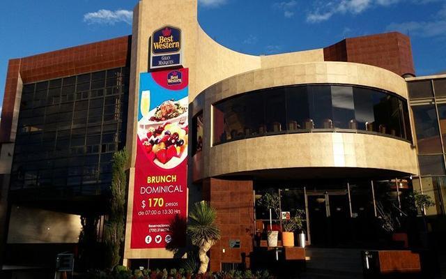 Hotel Best Western Gran Marqués en Toluca Ciudad