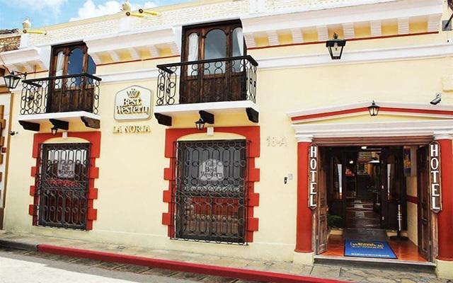 Hotel Best Western La Noria en San Cristóbal