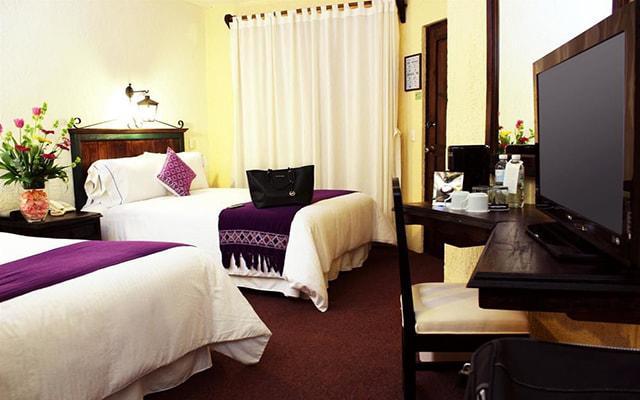 Hotel Best Western La Noria, ambientes diseñados para tu descanso